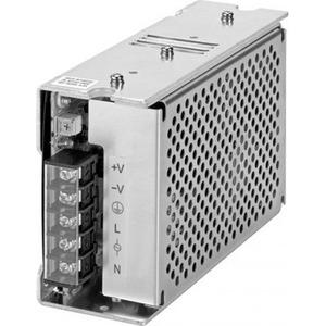 Omron Voeding S8JX-G,24DC/6,5A,150W,DIN-rail,100-240AC in,met behuizing