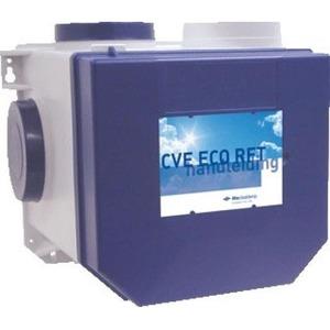Itho Daalderop Energiezuinige ventilatie-unit Standaard perilexstekker