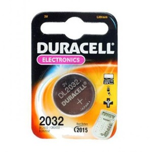 Duracell Battery Lithium 3V Blister 2