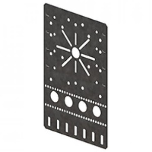 Legrand Montageplaat meervoudige steekverbinding P31/GLO-4 sdz