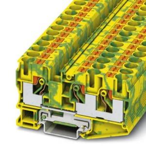 Phoenix Contact PT aardrijgklem 0,5-10mm Groen/geel 3208745