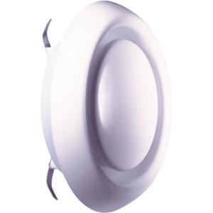 Itho Daalderop Kunststof afzuigventiel 100 mm ral 9010-wit