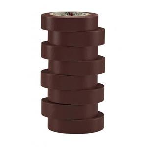 Bizline hoogwaardige vinyltape 15mmx10m bruin