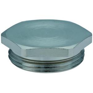 Hummel V-INOX-NBR blindplaat wartel kabel-/buisinvoer 16Metrisch 1152160050