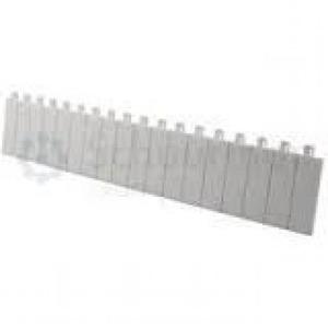 Legrand Ekinoxe afdekprofiel voor kast/lessenaar Kunststof 315mm Wit 001664