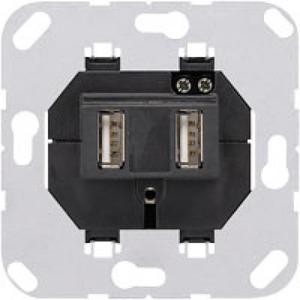 Jung USB-laadcontactdoos