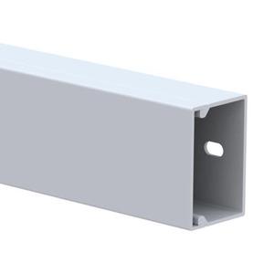 GGK LFG KABELKANAAL 30X30 2MTR PVC WIT RAL9010
