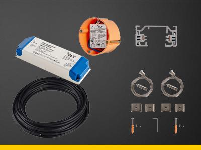 SLV lichtbronnen & accessoires