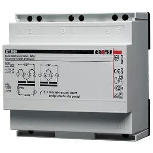 Grothe beltransformator 240V 12V 710160
