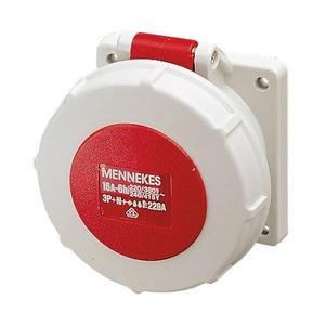 Mennekes INB.WCD 16A 3P 9H 400V IP67 TWINCONTACT