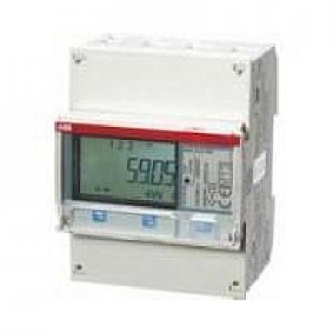 EV-Box KWH-METER 3F/65A GEIJKT MID, S0 UITGANG