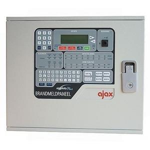 Ajax BMC SIMPLICITY PLUS 1R-126A (1 RING / 126 ADRESSEN) INBOUWKAST RVS