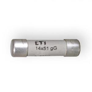 ETI CYL.ZEKERING 6A 500V GG 10X38