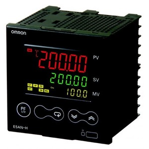 Omron Temperatuurregelaar, 96x96 mm, in: TC/Pt/IR/mV, 100-240AC