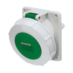 Mennekes INB.WCD 16A4P 10H >50V 100-300HZ IP67