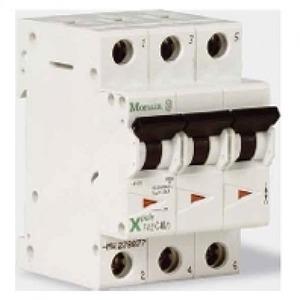 Eaton Installatieautomaat FAZ-C3/3 , C 3A , 3 Polig , 15 kA