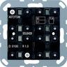 Jung KNX tastermodule met geïntegr. buskoppeling Standaard, 2-voudig