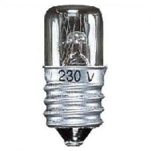 Jung Gloeilampje 3watt E-14 voor lichtsignaalarmatuur