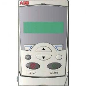 ABB Bedieningspaneel v ACS 350/550 Basic
