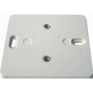 Corodex BODEMPLAAT SCHAKELMATERIAAL 1-VOUDIG CREMEWIT/ELEKTROWIT 2230860WI