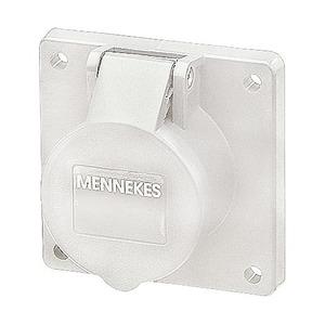 Mennekes INB.WANDCONTACTDOOS 32A 3P 12H 50V IP44