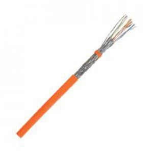NCS LANMARK-7 S/FTP AWG23 CAT 7 LSZH ORANGE 500M REEL
