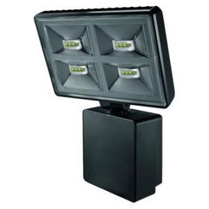 Theben LED straler voor wandmontage, 32W, zwart