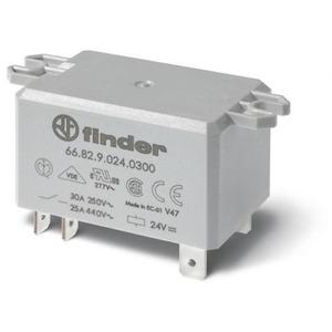 Finder RELAIS 2M 30A 24VDC