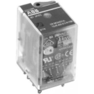 ABB Insteek relais A1-A2=24vdc, 2 c/o 250v/12a