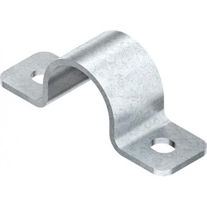 Niedax Al kabelbuisklem 30-30mm roestvaststaal (rvs) 56121