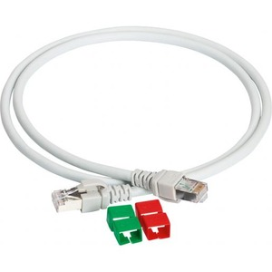 Schneider Electric PATCHKABEL F/UTP CAT6 300MHZ 0.5M