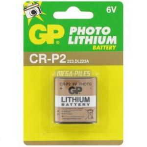 GP LITHIUM 6,0V/1,4AH CRP2