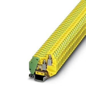 Phoenix Contact MT aardrijgklem 0,25-0,75mm Groen/geel 3001705