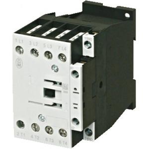 Eaton Magneetschakelaar DILMP45-10(RDC24) (24-27VDC) 45A, AC1, 4-polig, 1m, 0v