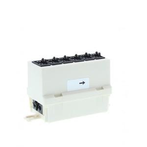 ABB HAF Stekerbare lasdoos met connector-deksel 6x 3-polig