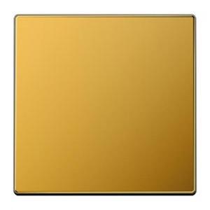 Jung LS range bedieningselement Aan-/uit-schakelaar Enkele wip Brons LS990GGO