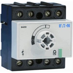 Eaton Lastscheider DUCO 63A 4P vert.aansluiting
