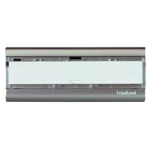 Friedland Libra+beldrukker/naam horizontaal draadloos 868Mhz IP55