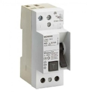 Siemens aardlekschakelaar 4p 63A 0,03A 5SM33466
