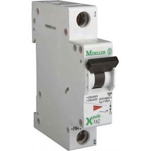 Eaton Installatieautomaat FAZ-C4/1 , C 4A , 1 Polig , 15 kA