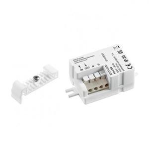 Esylux Stroombegrenzer ter bescherming van het relaiscontact van sensoren.