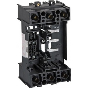 Hager TB2-STS4P125 steeksokkel 4P