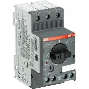 ABB Motorbeveiligingsschakelaar Range 1,6-2,5A Incl. hulpcontact 1M+1V