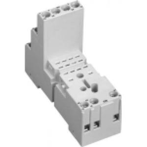 ABB Relaisvoet voor 2 c/o of 4 c/o cr-m relais