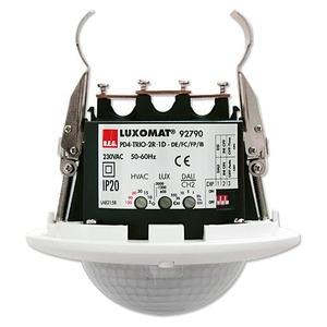 B.E.G. Aanwezigheidsmelder PD4-Master-TRIO DALI+Licht+HVAC reikw. Ø24m inbouw