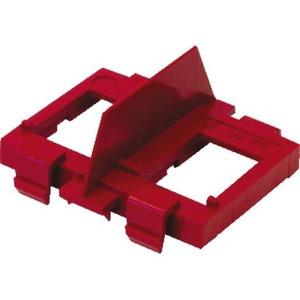 ABB HAF Dataraam rood voor de MP-D en HLD33D (14,8x19,4 mm)