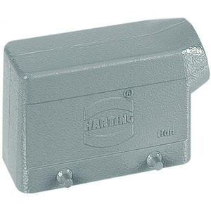 Harting 411 behuizing industriële connector IP65 09300161520