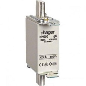 Hager MESPATROON NH000 KTF 25 A 500 V