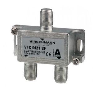 Hirschmann Verdeler 2-voudig stroomvoerend VFC 0421SF