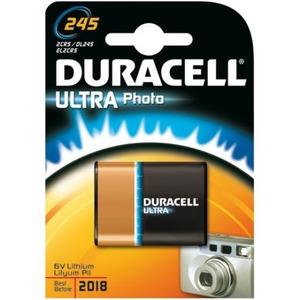 Duracell FOTOBATTERIJ DL245 6V 34X17X45MM